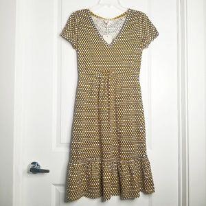 Boden NWT | Geo Print Melissa Jersey Dress